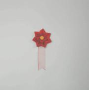 ダリヤ1号 赤