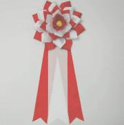 ダリヤ5号 赤
